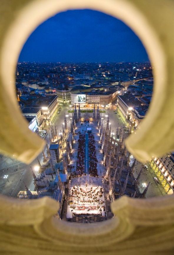 Duomo Milano Terrazze