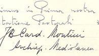 firma di Montini