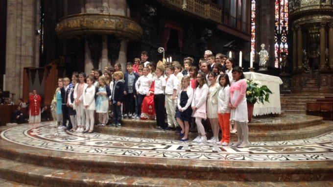 Cresime in Duomo
