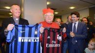 magliette di Inter e Milan