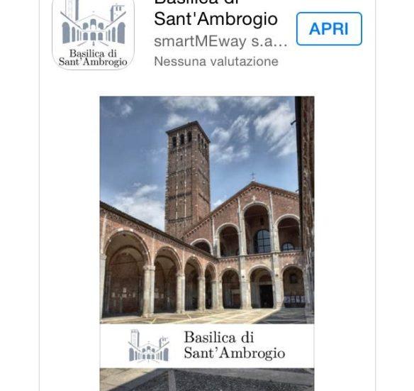 App Sant'Ambrogio