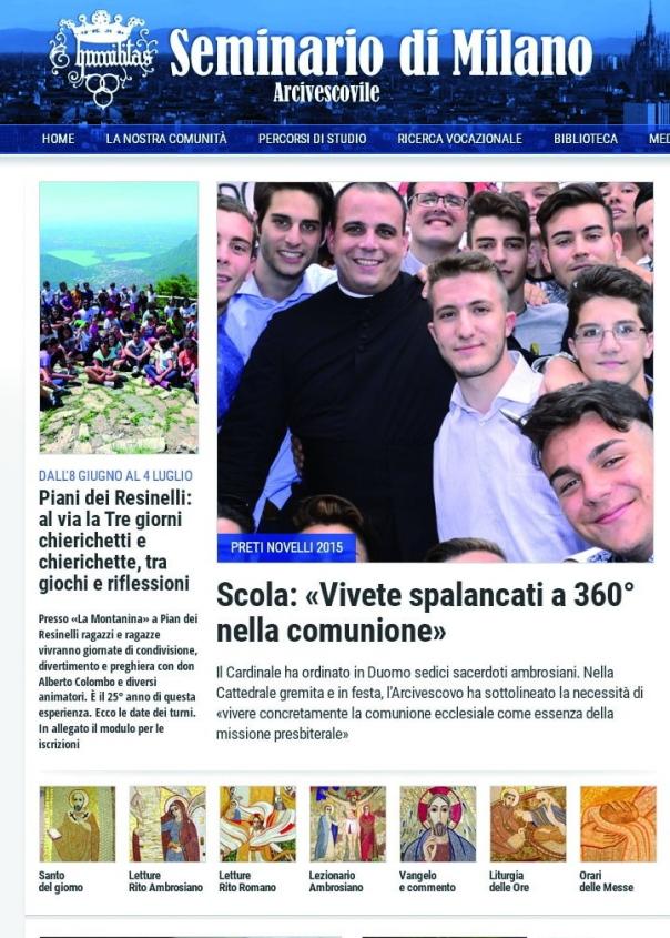 sito Seminario