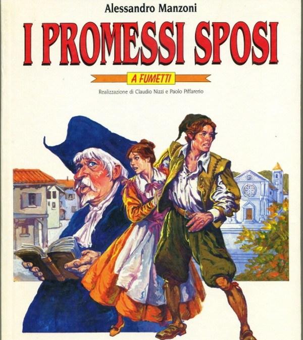 Piffarerio Promessi Sposi Fumetti Giornalino