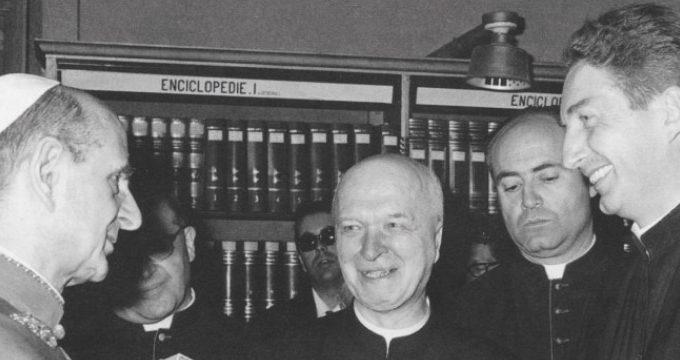 Paolo VI - Martini