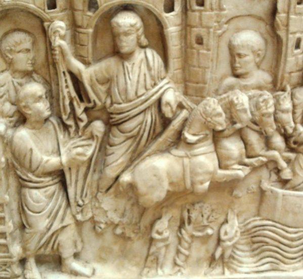 Sarcofago Stilicone Elia