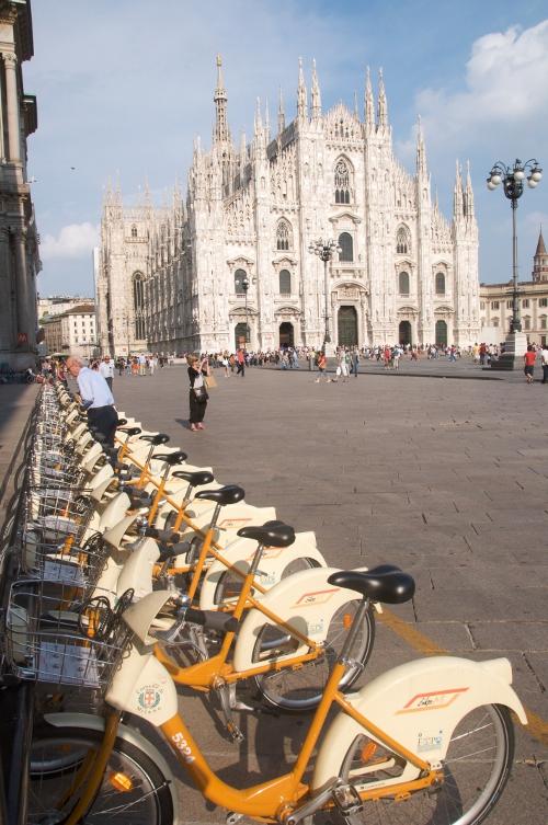 biciclette a Milano