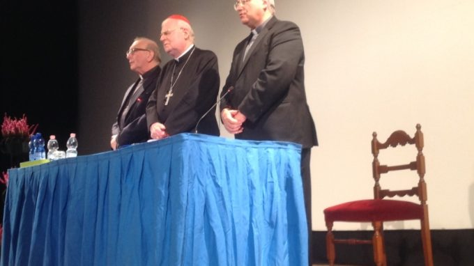 Busto Arsizio visita pastorale