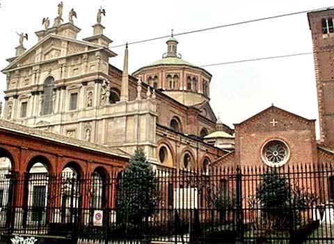 S.Maria dei Miracoli presso San Celso