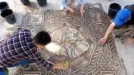 mosaico israele IV secolo Lod