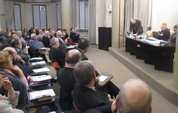 Consiglio pastorale diocesano novembre 2015