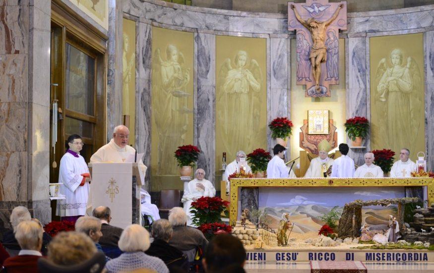 Messa Scola al Palazzolo 2015