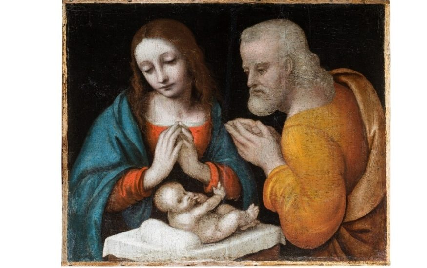 Sacra Famiglia Giampietrino