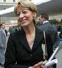 Gemma Capra Calabresi