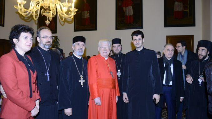 arcivescovado saluto chiese cristiane