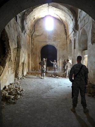 Elia isis Iraq