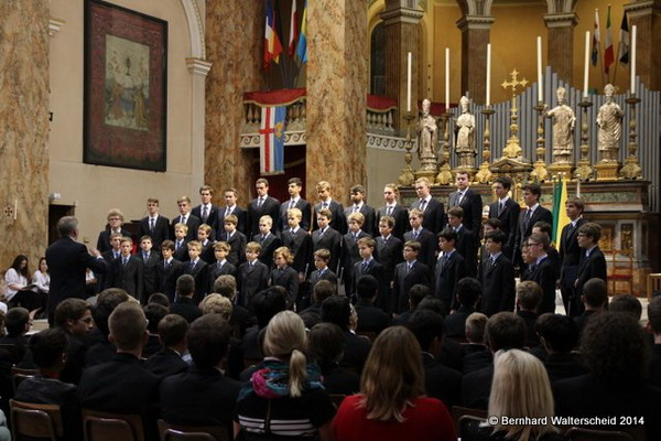 Kölner Dom Kor