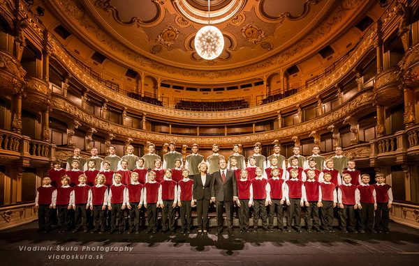Bratislava Boys Choir