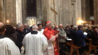 terza tappa Via Crucis
