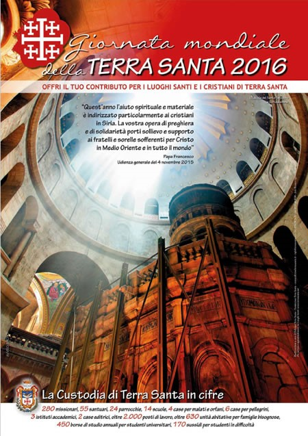 Terra Santa 2016