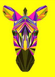 Logo giraffa Coe Festival cinema africano