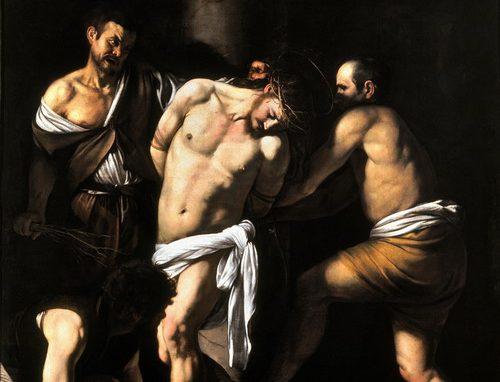 Flagellazione flagellato Caravaggio