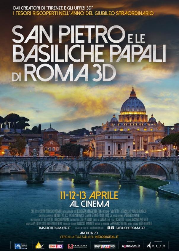 Basiliche papali 3d