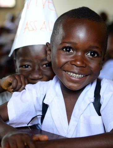Congo bambini Africa