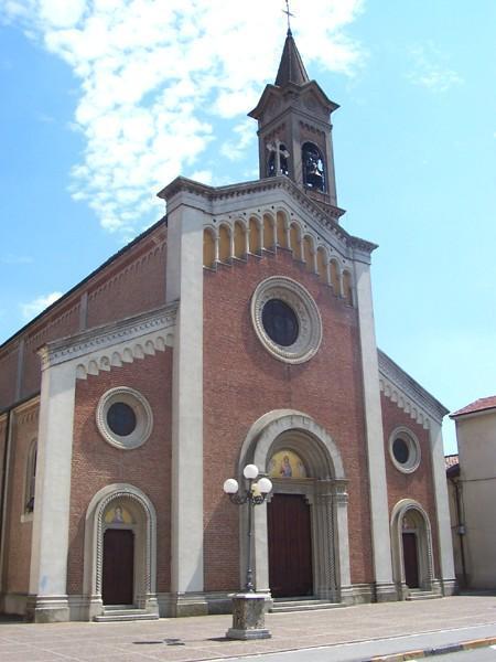 Santi Pietro e Paolo Gessate