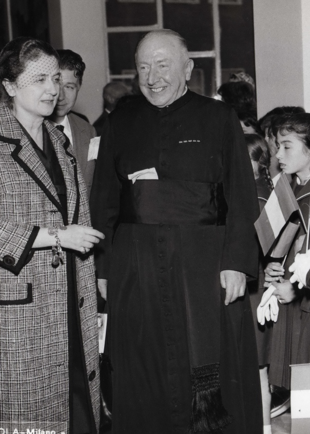 Monsignor Edoardo Gilardi