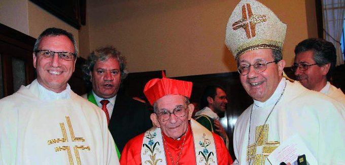 Il cardinale Loris Francesco Capovilla
