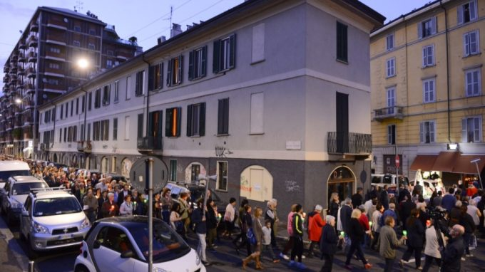 Processione  Caravaggio3