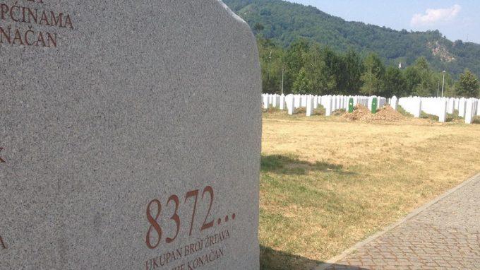 Memoriale Srebrenica