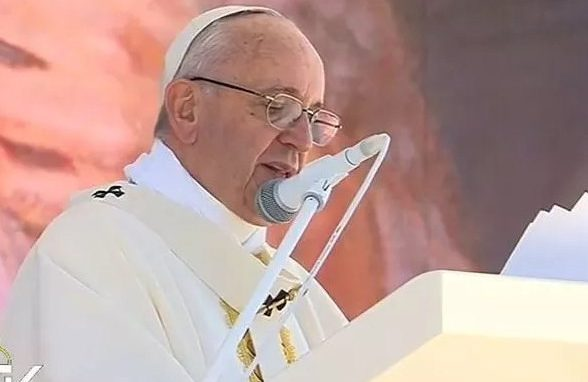 gmg messa finale papa 2016