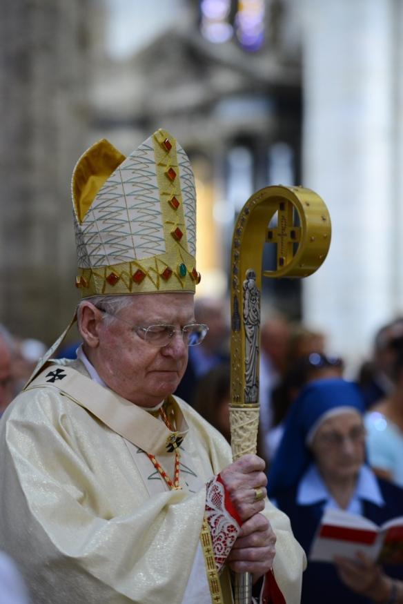 Pontificale 8 settembre 2016