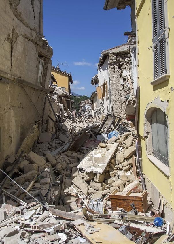 terremoto Amatrice 2016