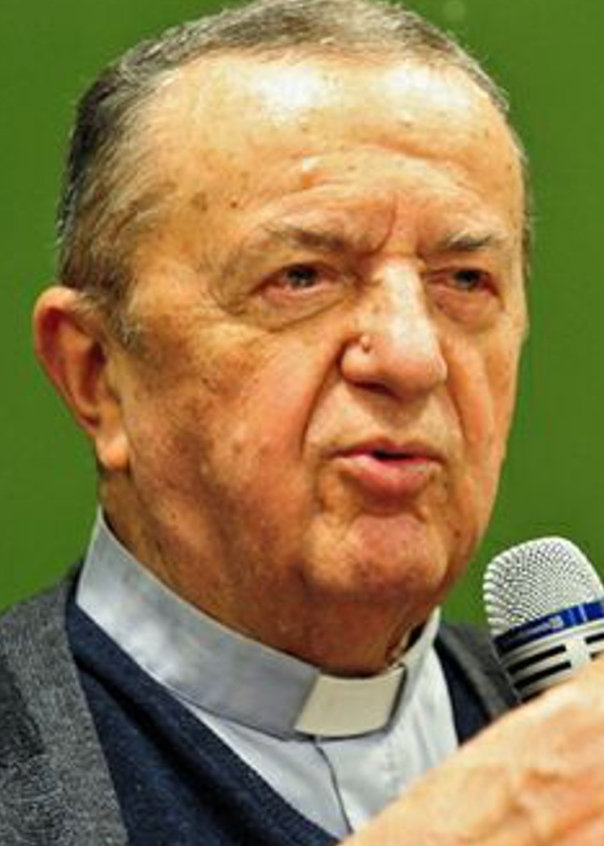 Padre Piero Gheddo
