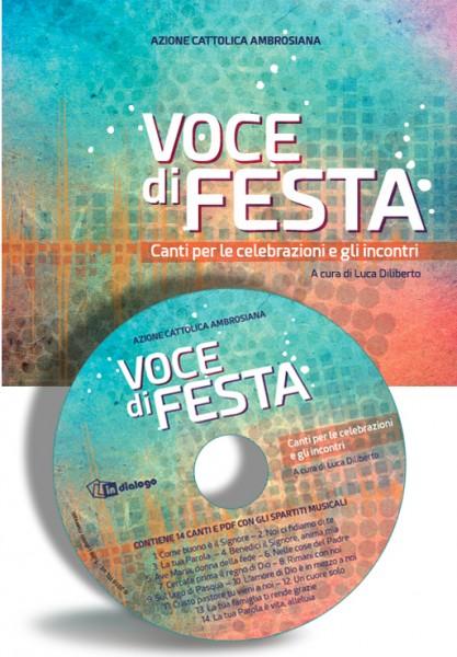 «Voce di festa», il nuovo cd di canti