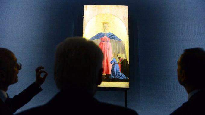 mostra della «Madonna della Misericordia