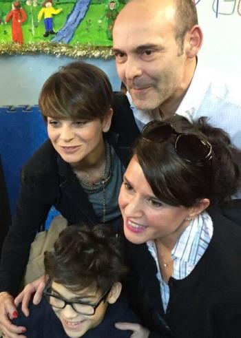 Alessandra Amoroso_Unitalsi
