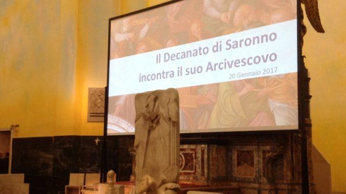 visita pastorale Saronno8