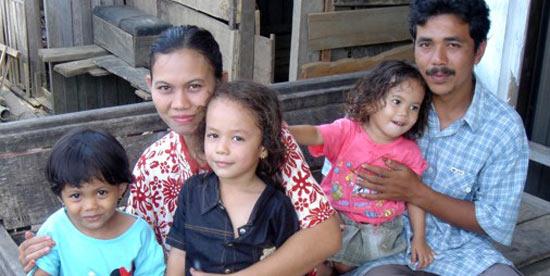Famiglia filippina