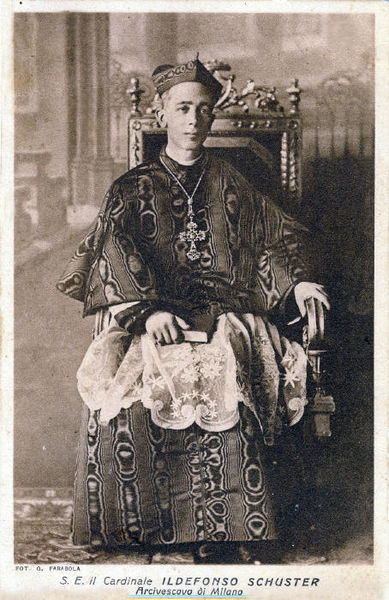 cardinale Schuster