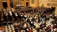 LECCO 6 OTTOBRE 2007 HARMONIA GENTIUM , PASSIONE MATTEO , MUSICA CRISTIANO PROTESTANTE ,