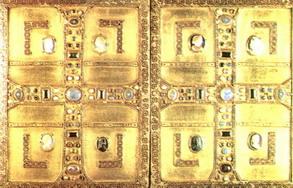 L'Evangeliario di Teodolinda (603, San Giovanni Battista, Monza)
