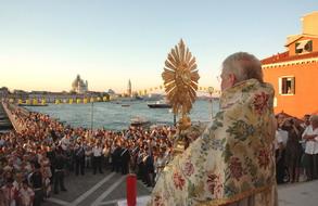 Cardinale Scola a Venezia