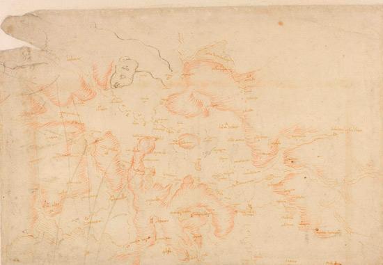 Leonardo Codice Atlantico