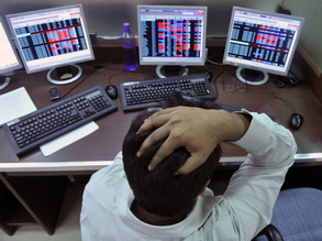 INDIA-ECONOMY-STOCKS