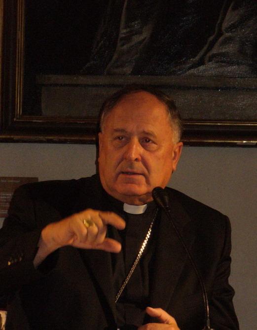 Monsignor Erminio De Scalzi