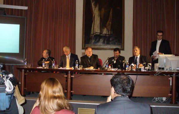 Conferenza stampa annuncio Family 2012 a Bresso