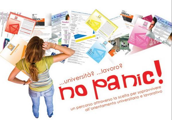 No panic